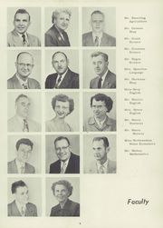 Page 13, 1953 Edition, East Aurora High School - Auroran Yearbook (East Aurora, NY) online yearbook collection