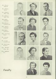 Page 14, 1953 Edition, East Aurora High School - Auroran Yearbook (East Aurora, NY) online yearbook collection