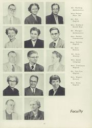Page 15, 1953 Edition, East Aurora High School - Auroran Yearbook (East Aurora, NY) online yearbook collection
