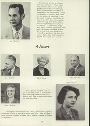 Page 16, 1953 Edition, East Aurora High School - Auroran Yearbook (East Aurora, NY) online yearbook collection