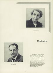 Page 7, 1953 Edition, East Aurora High School - Auroran Yearbook (East Aurora, NY) online yearbook collection