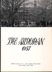 Page 5, 1957 Edition, East Aurora High School - Auroran Yearbook (East Aurora, NY) online yearbook collection