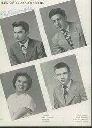 Page 12, 1949 Edition, Watervliet High School - Spectator Yearbook (Watervliet, NY) online yearbook collection