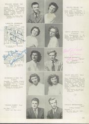 Page 13, 1949 Edition, Watervliet High School - Spectator Yearbook (Watervliet, NY) online yearbook collection