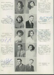 Page 14, 1949 Edition, Watervliet High School - Spectator Yearbook (Watervliet, NY) online yearbook collection