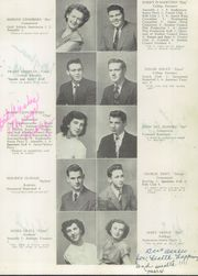Page 15, 1949 Edition, Watervliet High School - Spectator Yearbook (Watervliet, NY) online yearbook collection