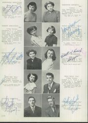 Page 16, 1949 Edition, Watervliet High School - Spectator Yearbook (Watervliet, NY) online yearbook collection