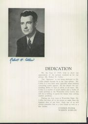 Page 6, 1949 Edition, Watervliet High School - Spectator Yearbook (Watervliet, NY) online yearbook collection