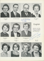 Page 17, 1966 Edition, Watervliet High School - Spectator Yearbook (Watervliet, NY) online yearbook collection