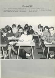 Page 5, 1966 Edition, Watervliet High School - Spectator Yearbook (Watervliet, NY) online yearbook collection
