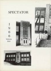 Page 6, 1966 Edition, Watervliet High School - Spectator Yearbook (Watervliet, NY) online yearbook collection
