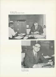 Page 11, 1967 Edition, Watervliet High School - Spectator Yearbook (Watervliet, NY) online yearbook collection
