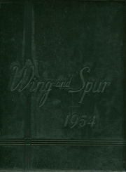 1954 Edition, Westbury High School - Wing And Spur Yearbook (Westbury, NY)