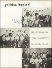 Page 15, 1954 Edition, Westbury High School - Wing And Spur Yearbook (Westbury, NY) online yearbook collection