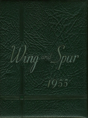 1955 Edition, Westbury High School - Wing And Spur Yearbook (Westbury, NY)