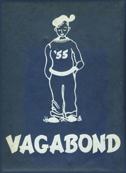 1955 Edition, Hoosick Falls Central School - Vagabond Yearbook (Hoosick Falls, NY)