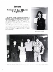 Page 10, 1980 Edition, Hoosick Falls Central School - Vagabond Yearbook (Hoosick Falls, NY) online yearbook collection