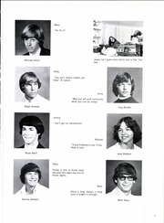 Page 11, 1980 Edition, Hoosick Falls Central School - Vagabond Yearbook (Hoosick Falls, NY) online yearbook collection