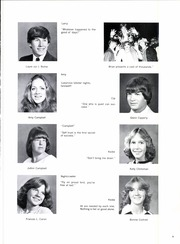 Page 13, 1980 Edition, Hoosick Falls Central School - Vagabond Yearbook (Hoosick Falls, NY) online yearbook collection