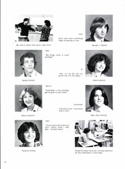 Page 14, 1980 Edition, Hoosick Falls Central School - Vagabond Yearbook (Hoosick Falls, NY) online yearbook collection