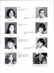 Page 15, 1980 Edition, Hoosick Falls Central School - Vagabond Yearbook (Hoosick Falls, NY) online yearbook collection