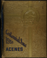 1951 Edition, West Seneca Central High School - Acenes Yearbook (West Seneca, NY)