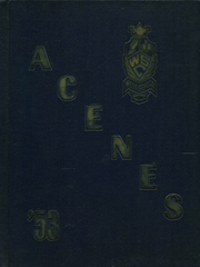 1953 Edition, West Seneca Central High School - Acenes Yearbook (West Seneca, NY)