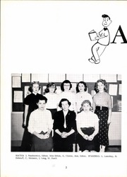 Page 8, 1954 Edition, West Seneca Central High School - Acenes Yearbook (West Seneca, NY) online yearbook collection