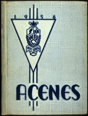 1956 Edition, West Seneca Central High School - Acenes Yearbook (West Seneca, NY)
