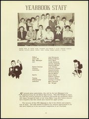 Page 10, 1951 Edition, Hilton Central School - Hilltorial Yearbook (Hilton, NY) online yearbook collection