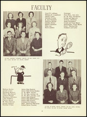 Page 13, 1951 Edition, Hilton Central School - Hilltorial Yearbook (Hilton, NY) online yearbook collection