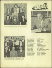 Page 12, 1953 Edition, Hilton Central School - Hilltorial Yearbook (Hilton, NY) online yearbook collection