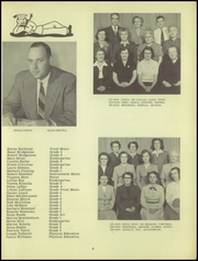 Page 13, 1953 Edition, Hilton Central School - Hilltorial Yearbook (Hilton, NY) online yearbook collection