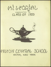 Page 5, 1953 Edition, Hilton Central School - Hilltorial Yearbook (Hilton, NY) online yearbook collection