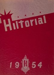 Page 1, 1954 Edition, Hilton Central School - Hilltorial Yearbook (Hilton, NY) online yearbook collection