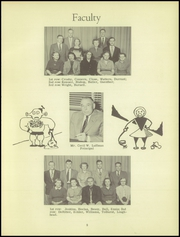 Page 13, 1954 Edition, Hilton Central School - Hilltorial Yearbook (Hilton, NY) online yearbook collection