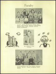 Page 14, 1954 Edition, Hilton Central School - Hilltorial Yearbook (Hilton, NY) online yearbook collection