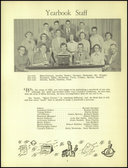 Page 6, 1954 Edition, Hilton Central School - Hilltorial Yearbook (Hilton, NY) online yearbook collection