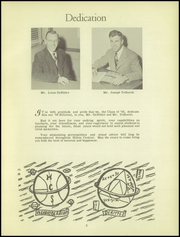 Page 9, 1954 Edition, Hilton Central School - Hilltorial Yearbook (Hilton, NY) online yearbook collection
