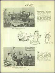 Page 12, 1955 Edition, Hilton Central School - Hilltorial Yearbook (Hilton, NY) online yearbook collection