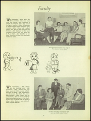 Page 13, 1955 Edition, Hilton Central School - Hilltorial Yearbook (Hilton, NY) online yearbook collection