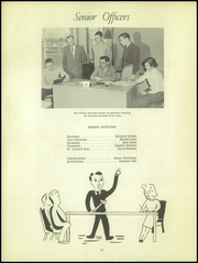 Page 16, 1955 Edition, Hilton Central School - Hilltorial Yearbook (Hilton, NY) online yearbook collection