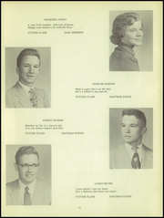 Page 17, 1955 Edition, Hilton Central School - Hilltorial Yearbook (Hilton, NY) online yearbook collection