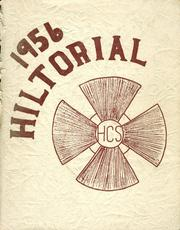 1956 Edition, Hilton Central School - Hilltorial Yearbook (Hilton, NY)