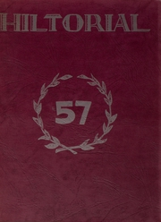 1957 Edition, Hilton Central School - Hilltorial Yearbook (Hilton, NY)