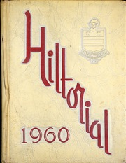 1960 Edition, Hilton Central School - Hilltorial Yearbook (Hilton, NY)