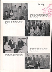 Page 10, 1961 Edition, Hilton Central School - Hilltorial Yearbook (Hilton, NY) online yearbook collection