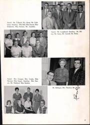 Page 11, 1961 Edition, Hilton Central School - Hilltorial Yearbook (Hilton, NY) online yearbook collection