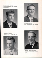 Page 15, 1961 Edition, Hilton Central School - Hilltorial Yearbook (Hilton, NY) online yearbook collection