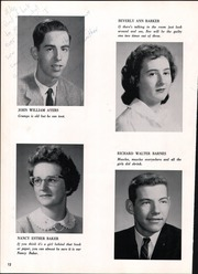Page 16, 1961 Edition, Hilton Central School - Hilltorial Yearbook (Hilton, NY) online yearbook collection